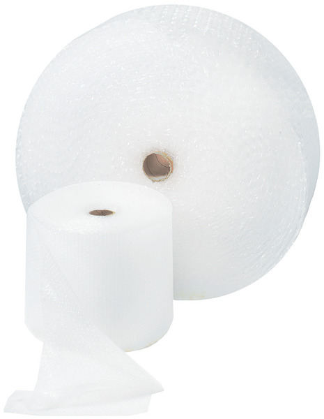 Bubble Wrap rolls- small bubbles