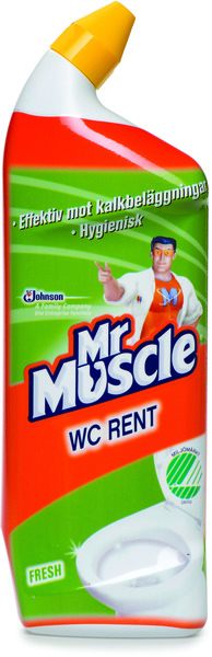 Mr Muscle WC-clean